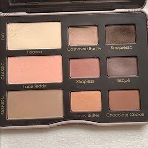 Too Faced Makeup - Too faced natural matte palette